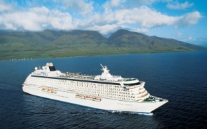 North Pacific Cruise- Royal Caribbean International