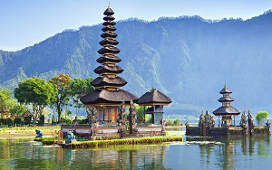 Save 50% on Bali, Indonesia