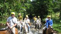Private Adventure Combo with Whitewater Rafting and Horseback Ride