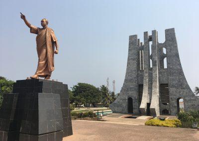 Visit Kwame Nkrumah Memorial Park
